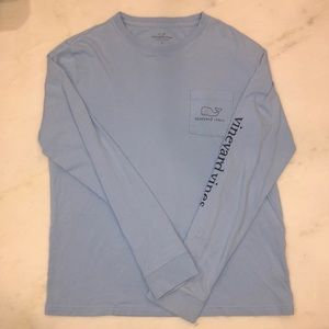 Vineyard Vines Kids Long Sleeve Tee